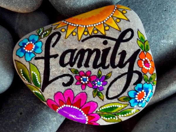dd80c5e74acfe1f4db678fd0a043728e--hand-painted-rocks-painted-rock-family