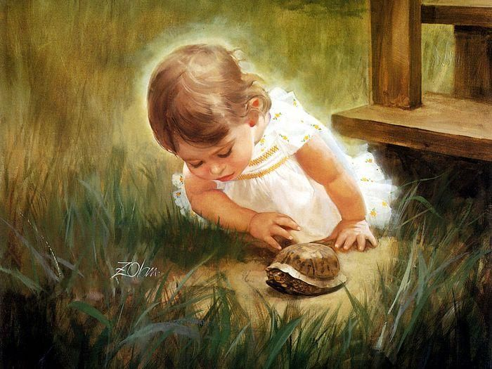 b4d8e321256e155e71889211e3f1a554--children-painting-art-children
